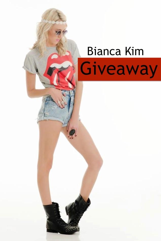 Bianca Kim R350 voucher GIVEAWAY