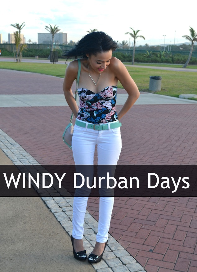OOTD: Windy Durban Days