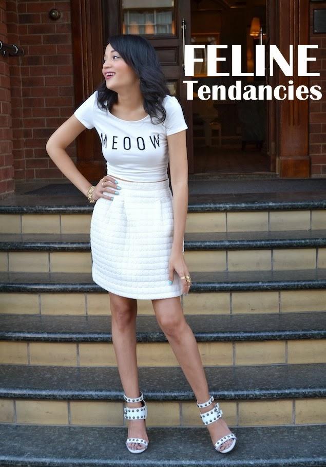 MEOOW! Feline Tendancies {OOTD} Jhb Day 2