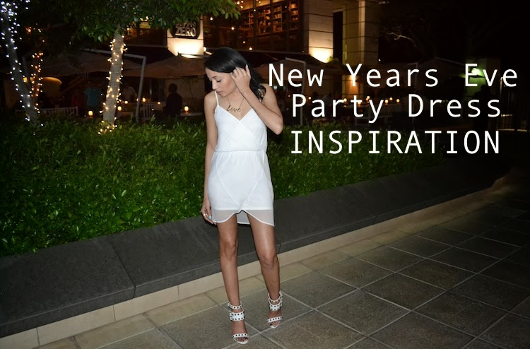New Years Eve Party Dress INSPIRATION