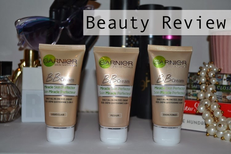 Beauty Review: GARNIER Miracle Skin Perfector BB Cream