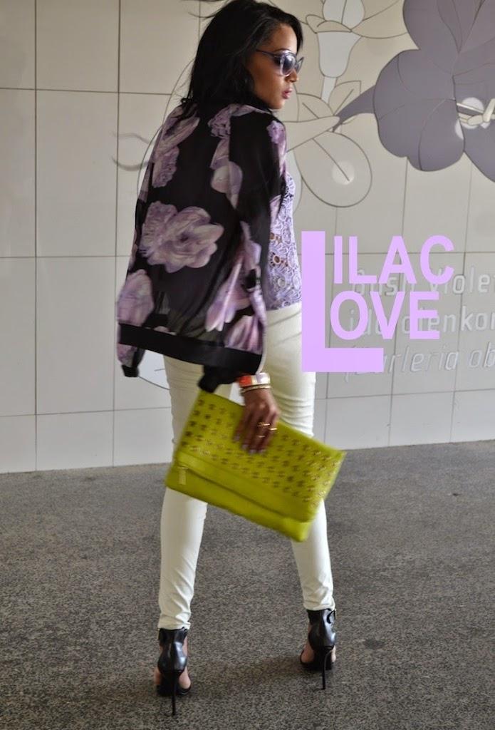 LILAC LOVE {OOTD}