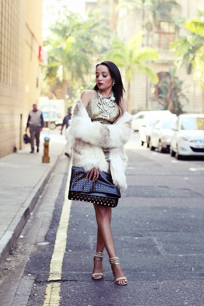 Golden Moments {Durban July OOTD}