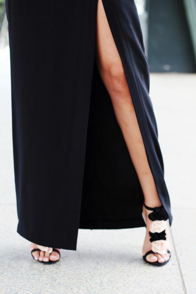 Fashion bloggger Brett Robson wearing camel coat 13
