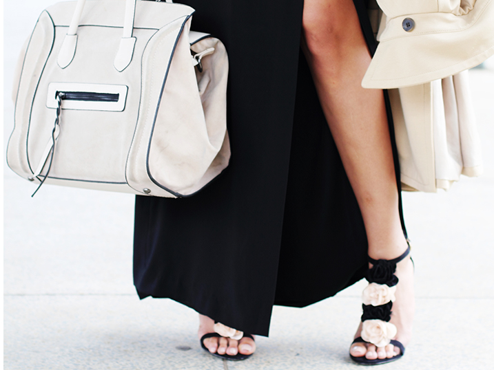 Styling the Camel Coat
