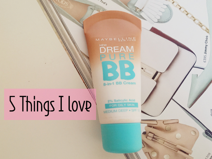 Maybelline Dream Pure BB {Beauty}
