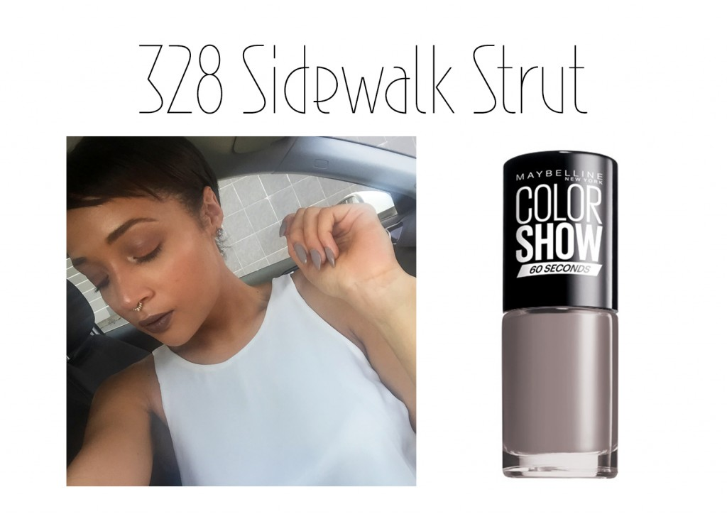 Maybelline Color Show Sidewalk Strut