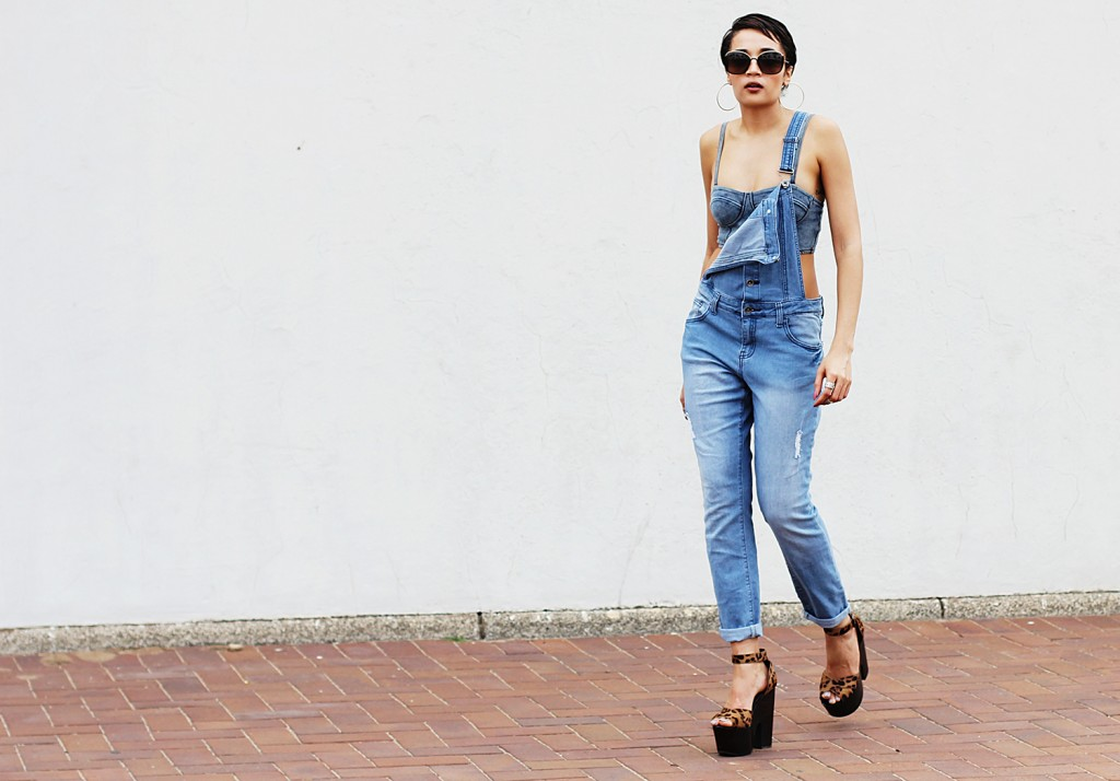 Styling the Denim Dungaree 24