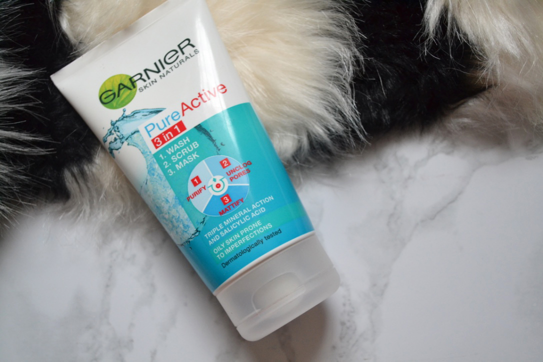 Get SUMMER ready with Garnier Pure Active 3 in 1{Review}