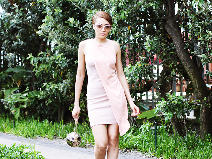 Brett Robson Sunset Dress {OOTD + Chit Chat}