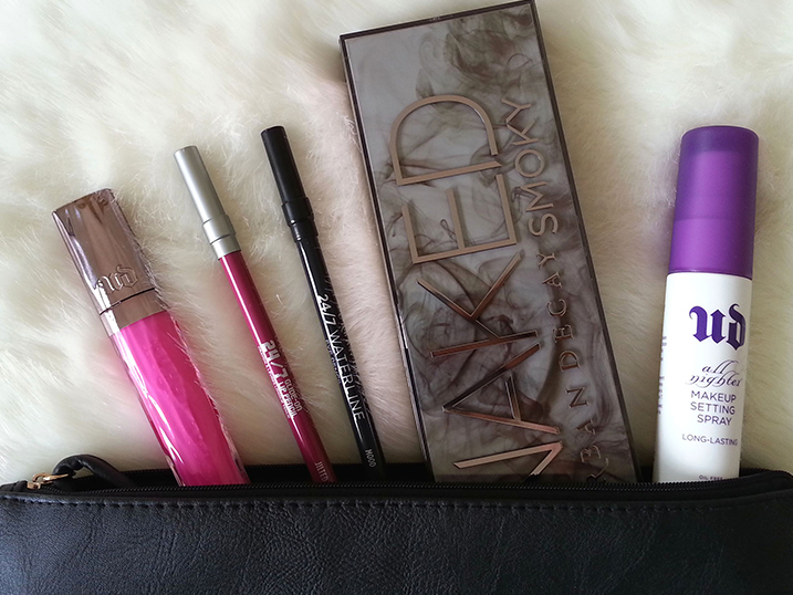 URBAN DECAY in South Africa! {Beauty}