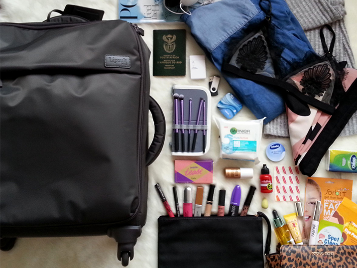 How to pack your carry-on for a long flight | #TRAVELWITHBRETT