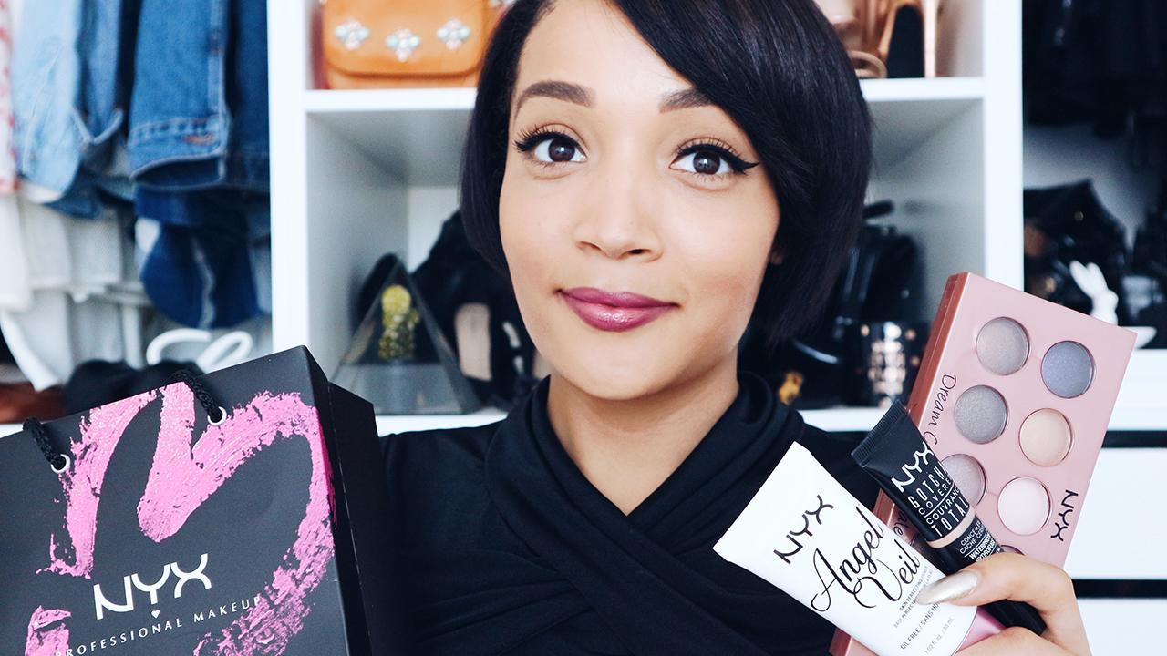 NYX Make-Up HAUL | Beauty