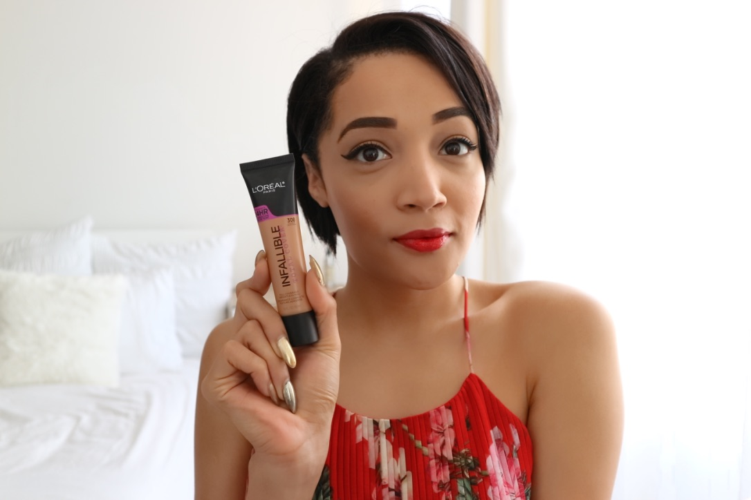 L'Oreal Infallible Total Cover – Review & Wear Test | Beauty