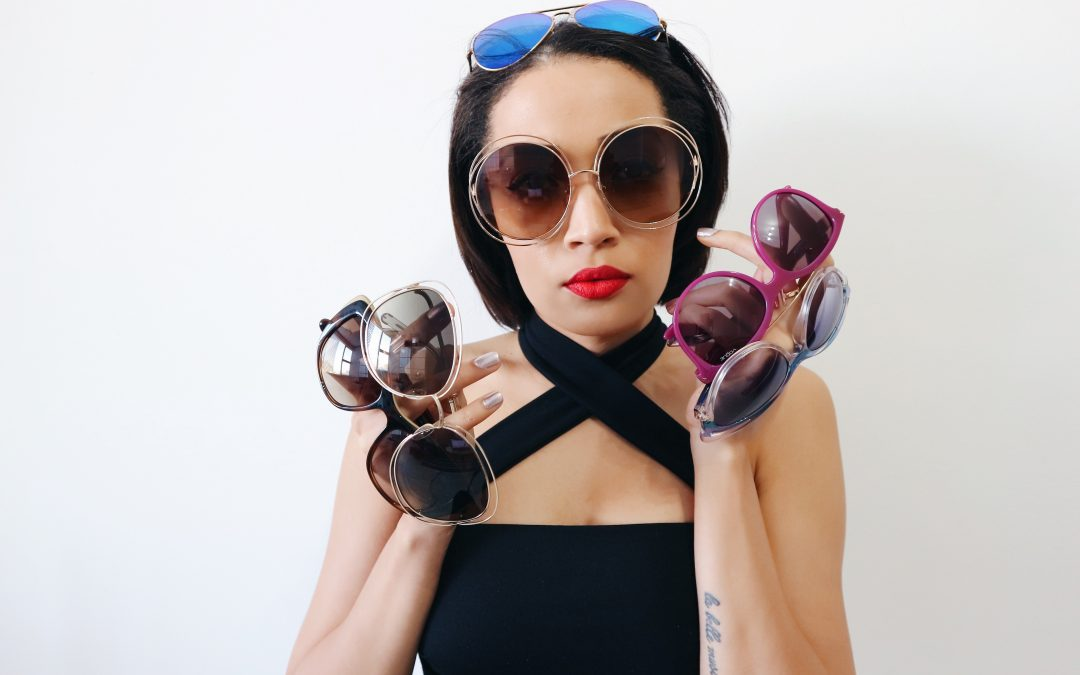 My SUNGLASSES COLLECTION | FASHION