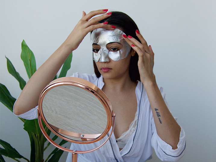 YOUTHFOIL™️ age defying Foil Face Mask Sheet | BEAUTY