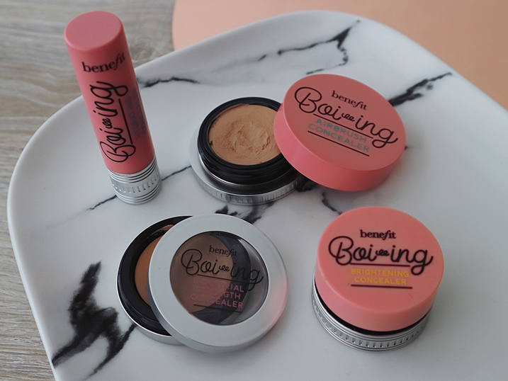 Concealer for every occasion: Benefit Boi-ing Collection | REVIEW