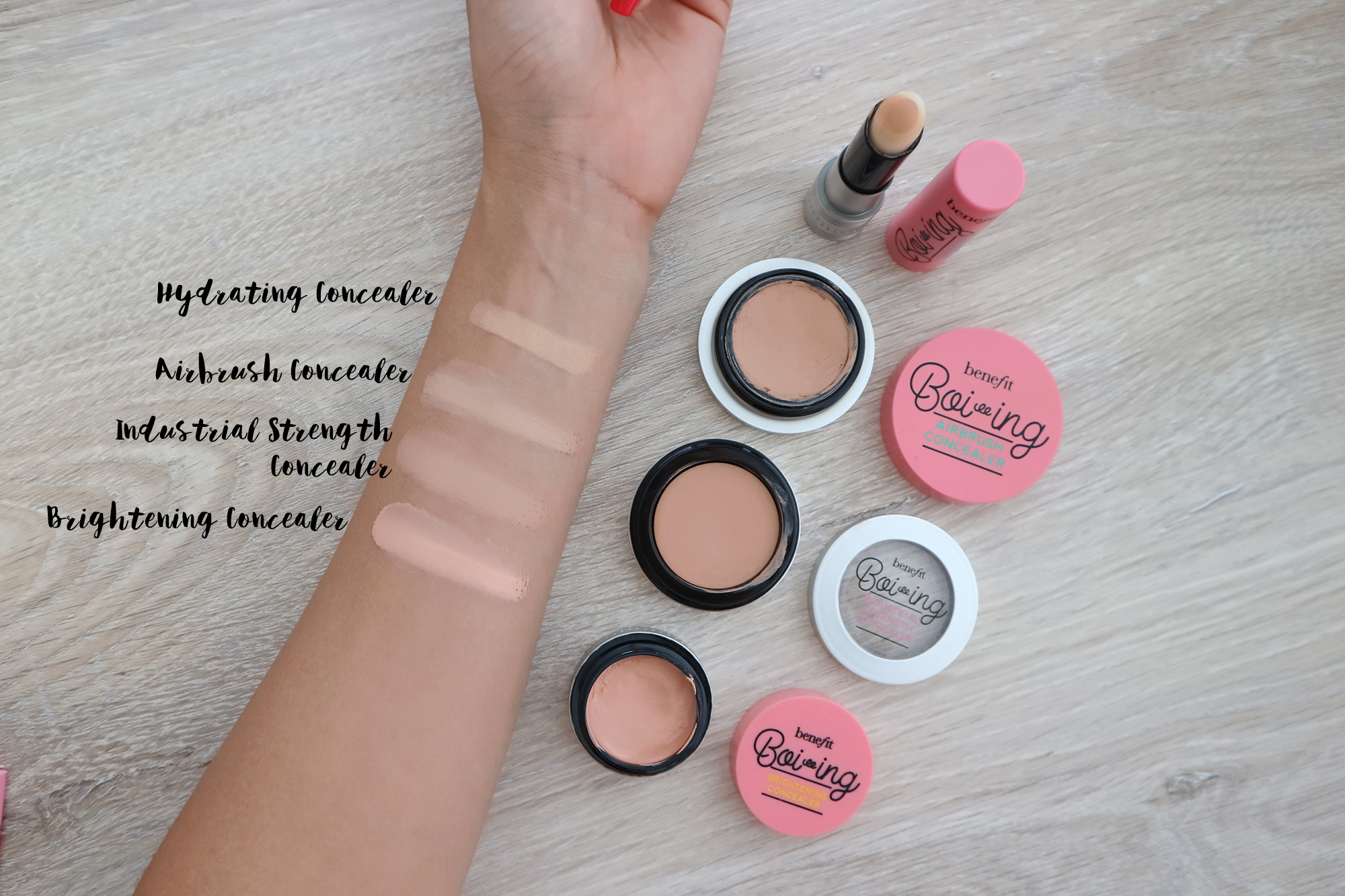 concealer for every occasion benefit boi ing collection review brett robson
