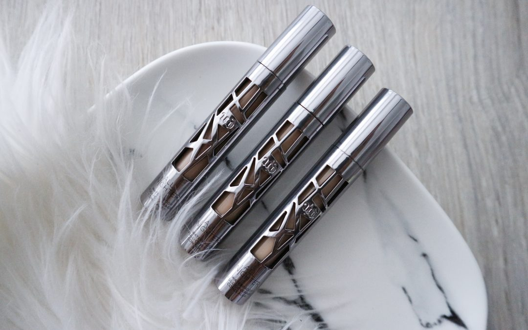 Urban Decay ALL NIGHTER CONCEALER | REVIEW