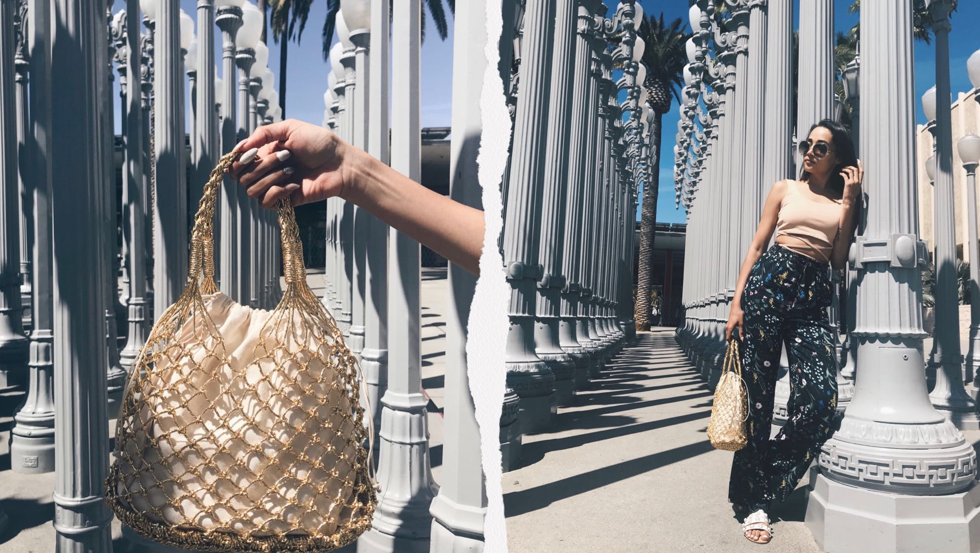 WOVEN, WICKER, STRAW – ACCESSORY TREND OBSSESSED | FASHION