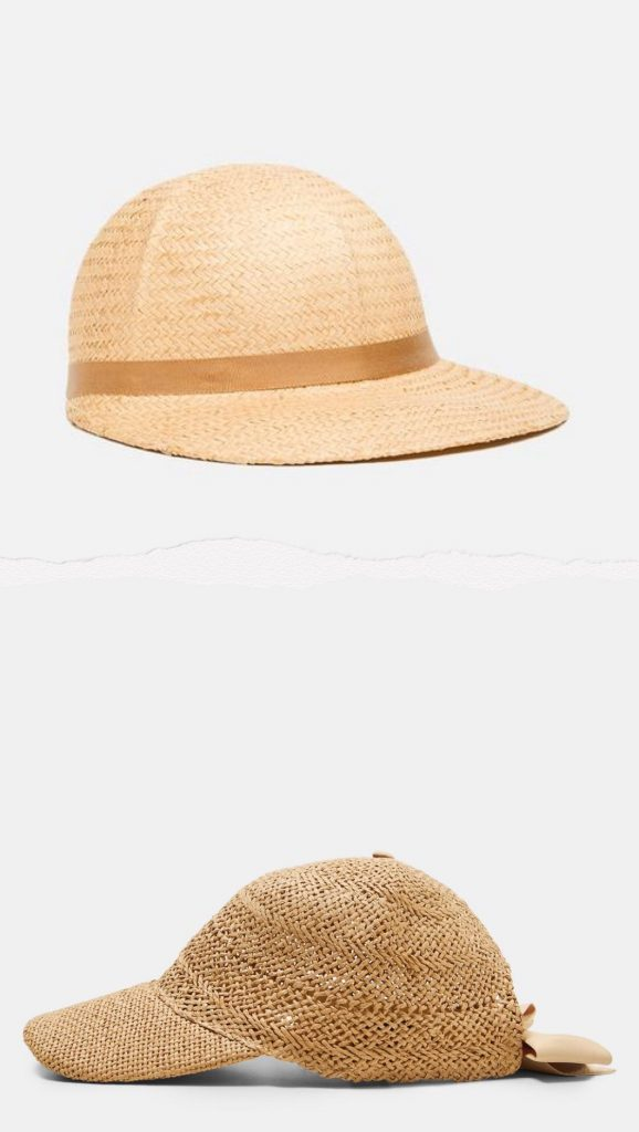Ribbon Straw Hat by Joy Collectables via Superbalist   R179.00 BUY HERE abd602203e0c