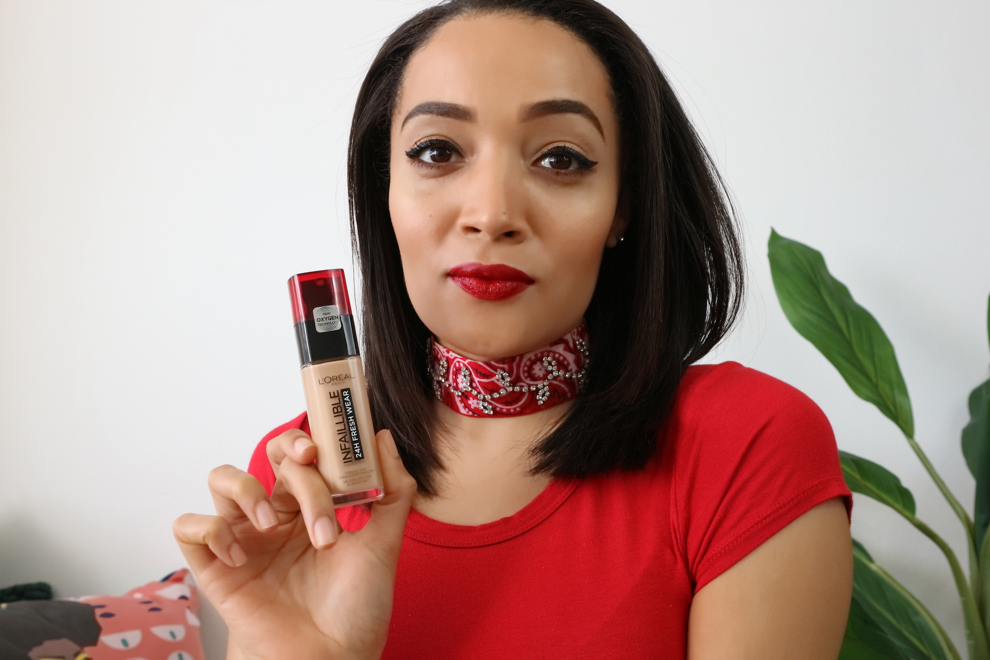 L'Oréal Infaillible 24H Fresh Wear Foundation Review | Beauty