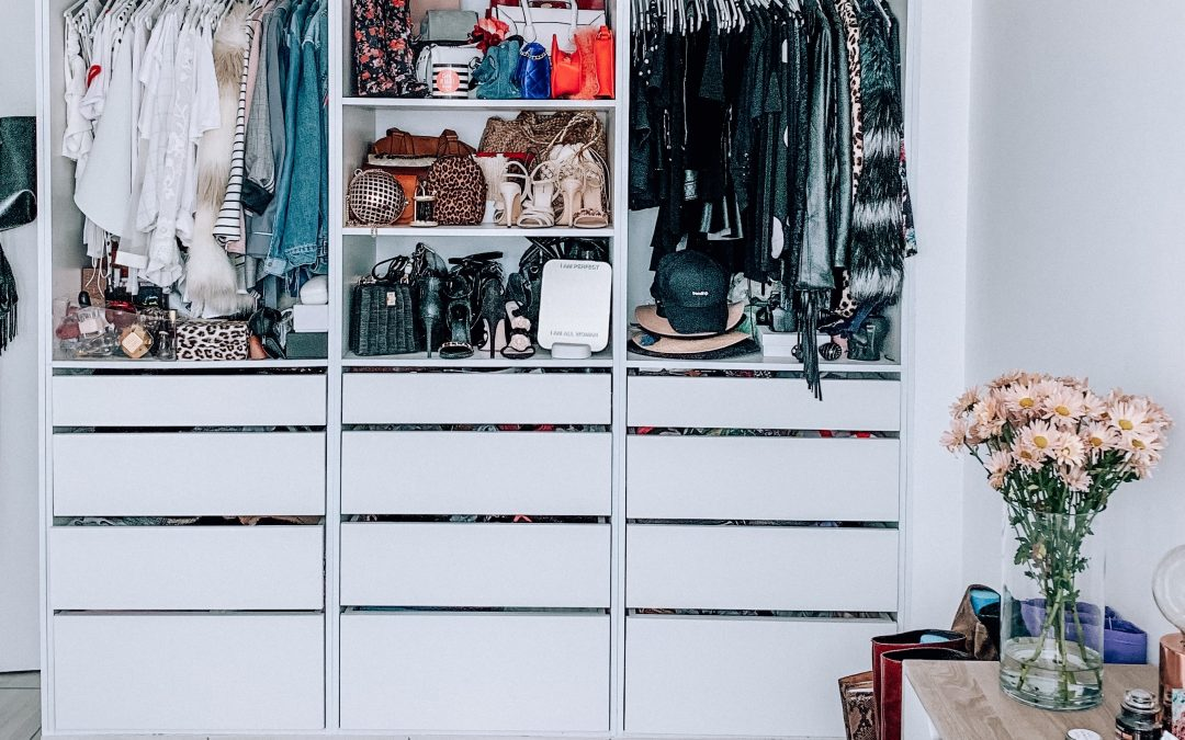 TIPS FOR ORGANISING YOUR CLOSET | Lifestyle