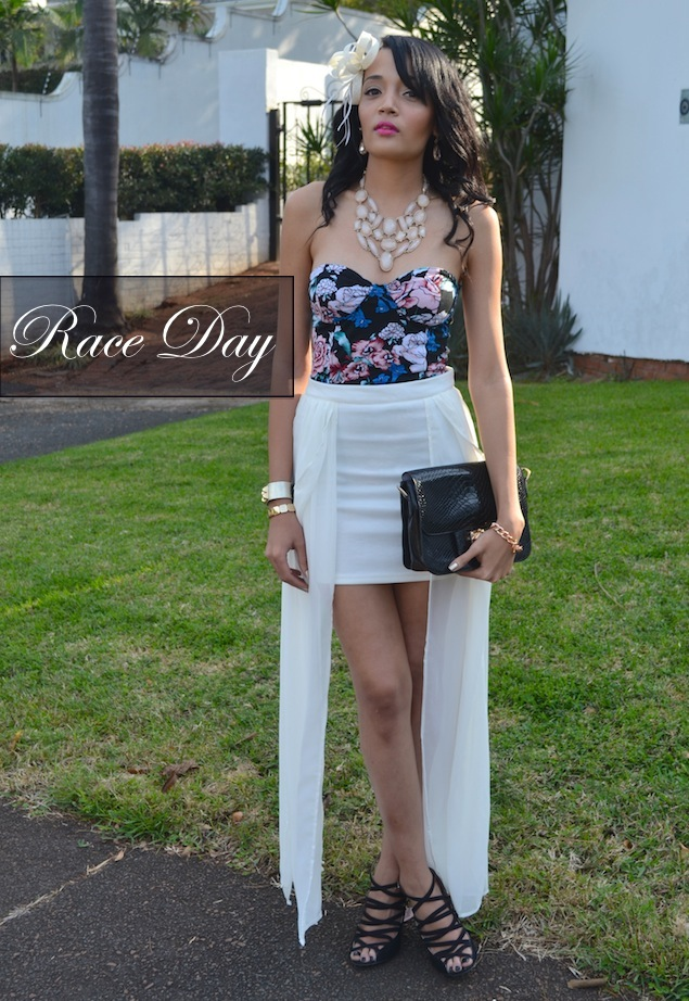 Off to The Races / Durban July OOTD