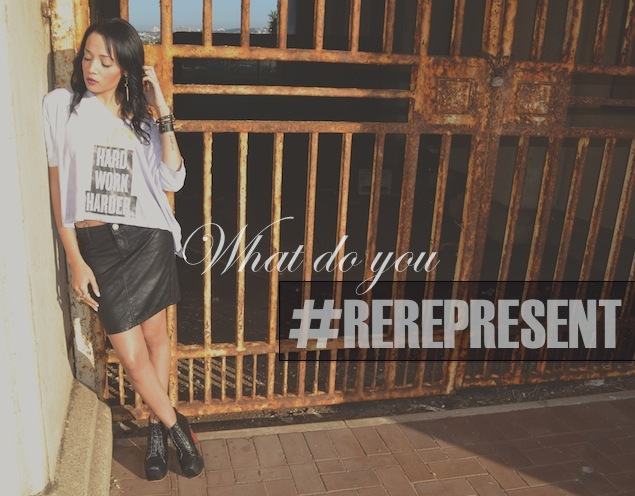 What do you REREPRESENT?