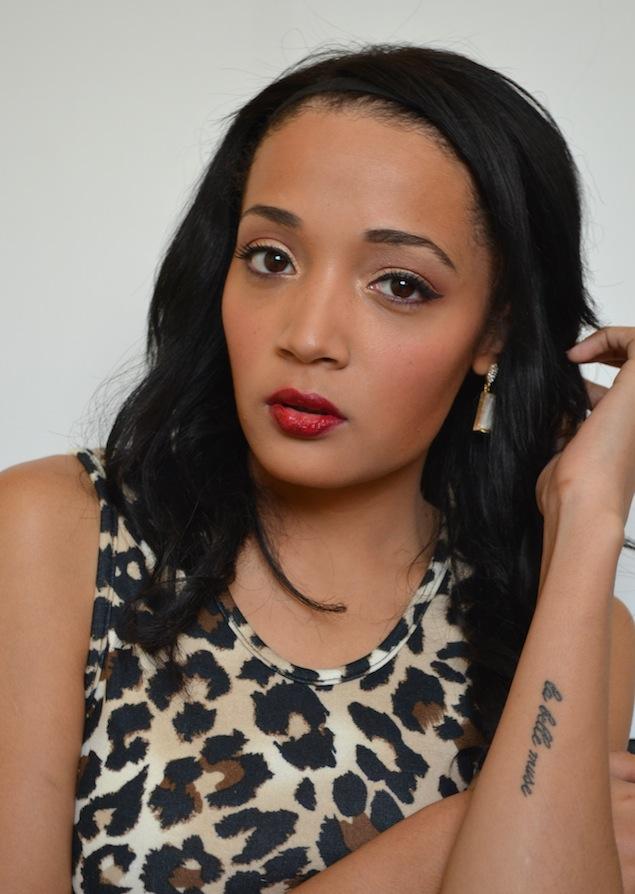 Make-Up Tutorial: Burgundy Tones