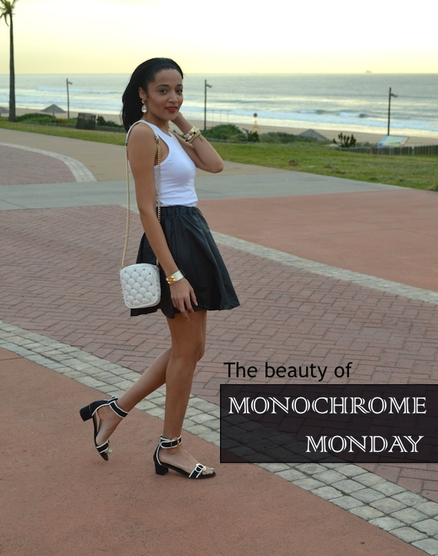 The Beauty of Monochrome Monday
