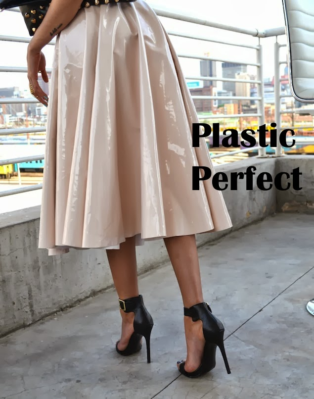Plastic Perfect {OOTD}