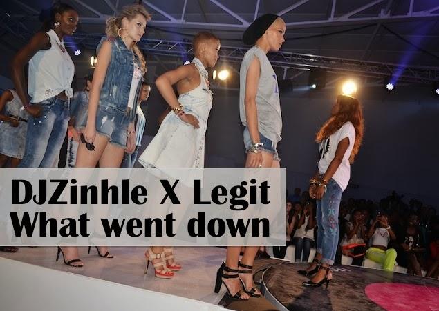 DJZINHLE X Legit Party