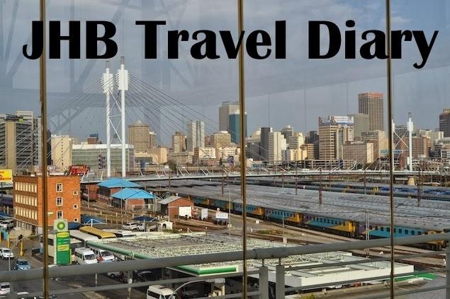 DJZINHLExLEGIT Travel Diary [JHB]