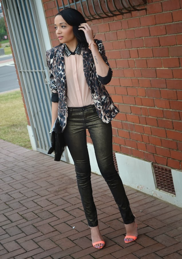 Leopard LOVER {OOTD}
