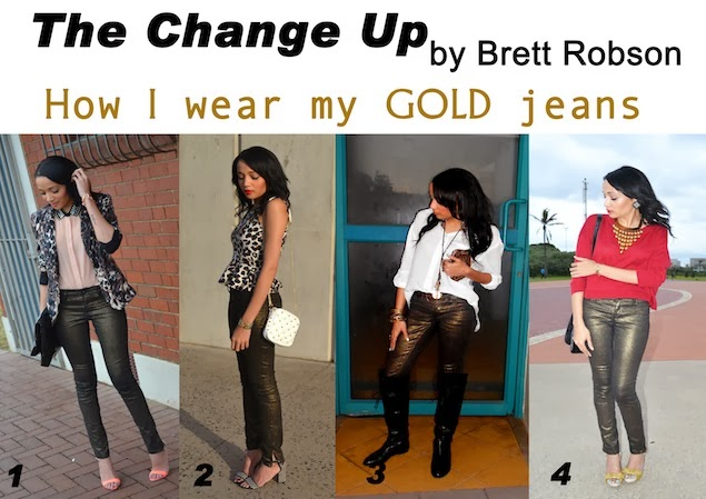 The Change Up: Woolworths Gold Jeans