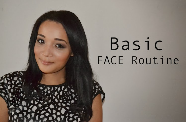 My Basic Face Routine {Tutorial}