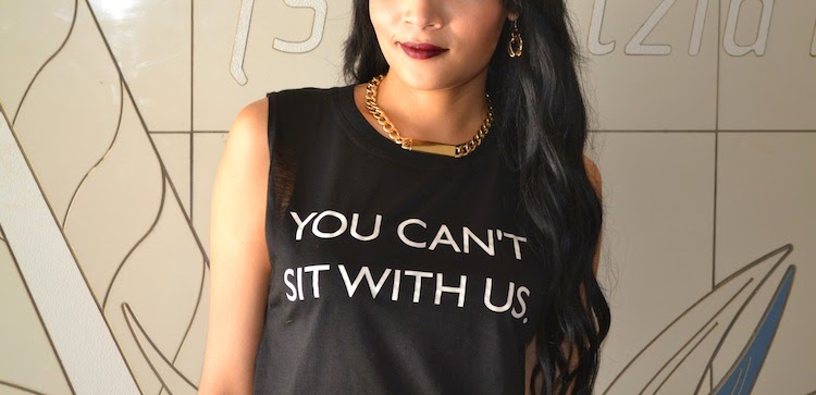 You Can't Sit With Us 2.0 {OOTD}