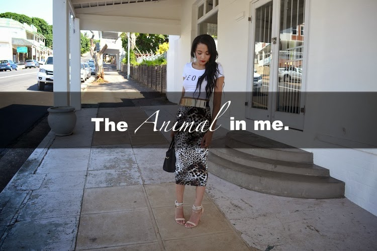 Animal Instincts {OOTD}