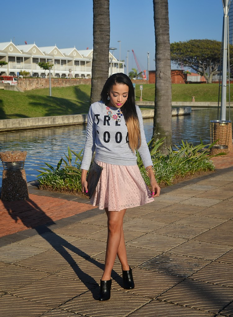 Tres COOL {OOTD}