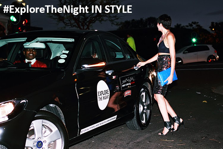 #ExploreTheNight IN STYLE {Outfit Inspiration}