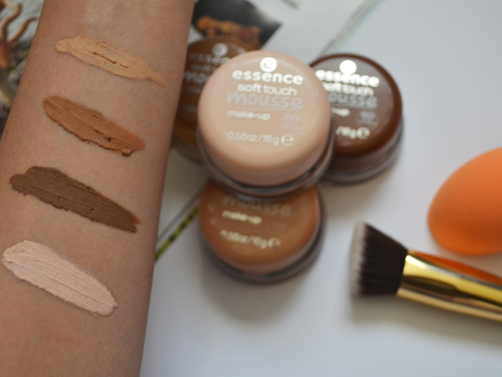 Essence Soft Touch Mousse Foundation {Beauty Review}