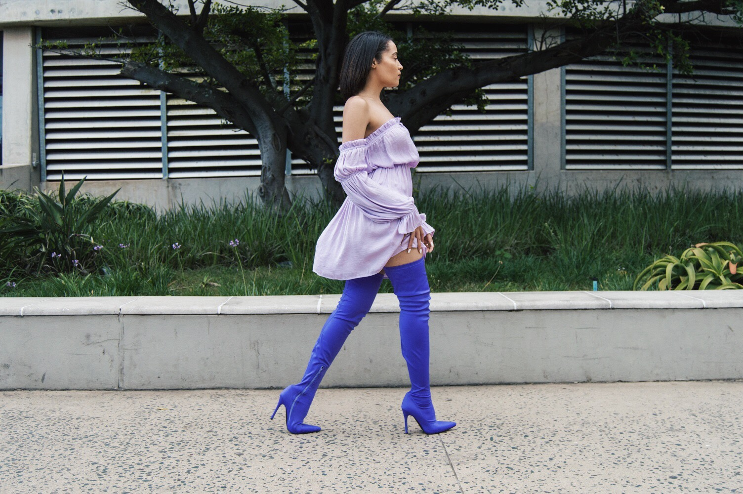 All Dressed Up With No Where To Go | Fashion
