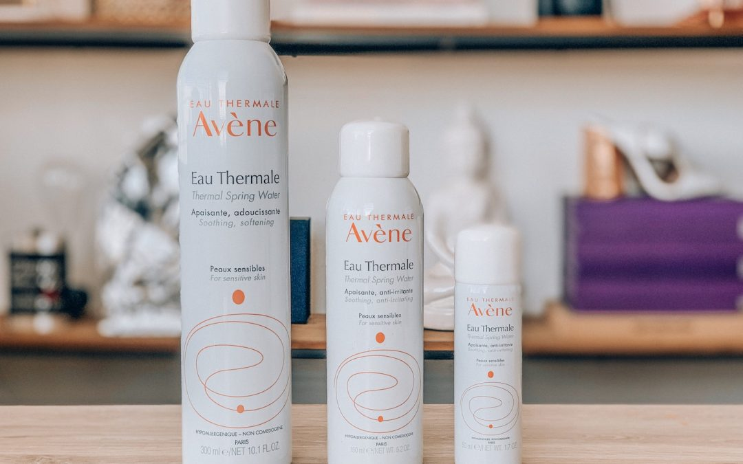 #TIMETOSPRAY Avène Thermal Spring Water | BEAUTY