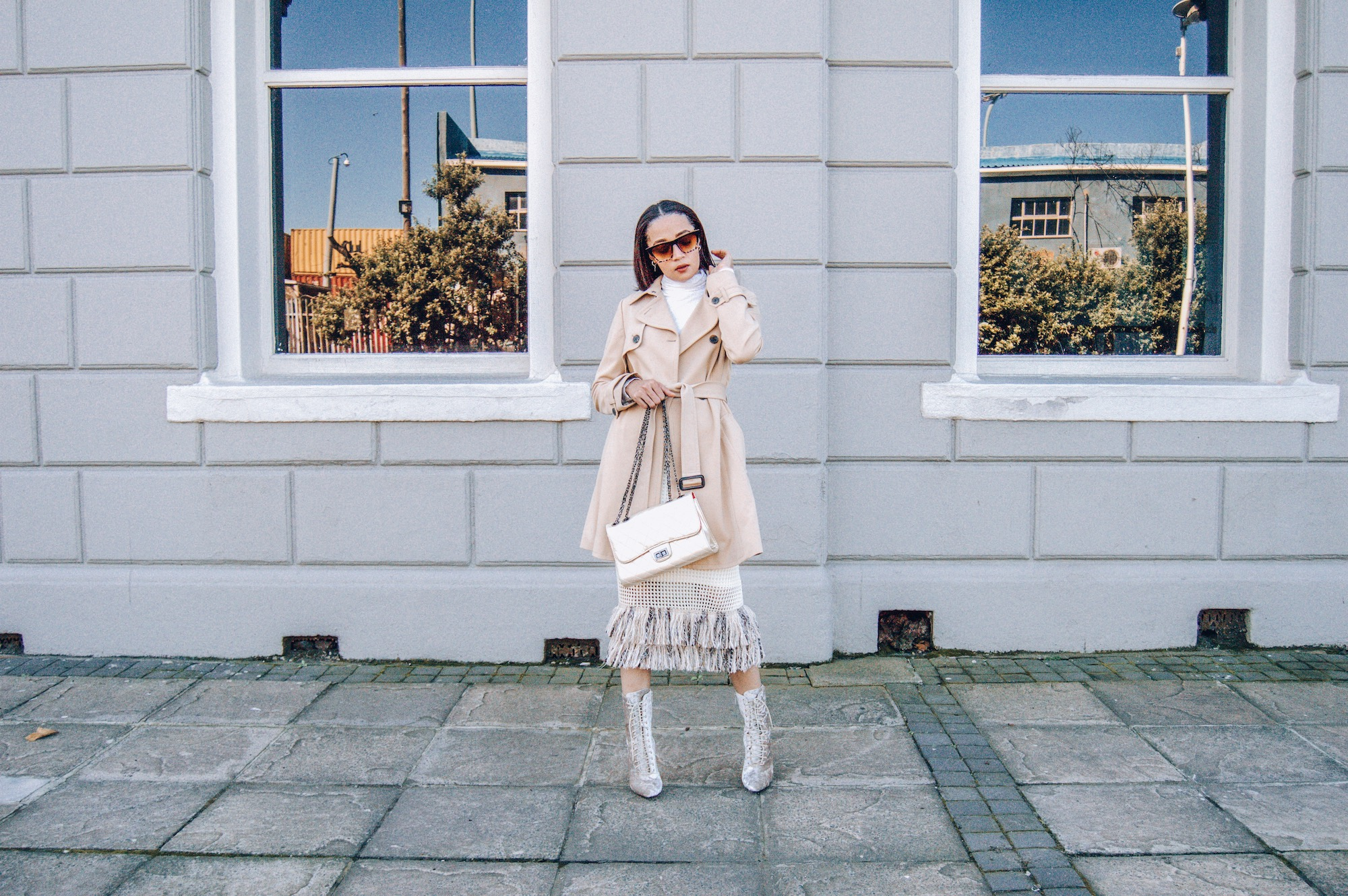 THE EVER SO CHIC CAMEL COAT | FASHION